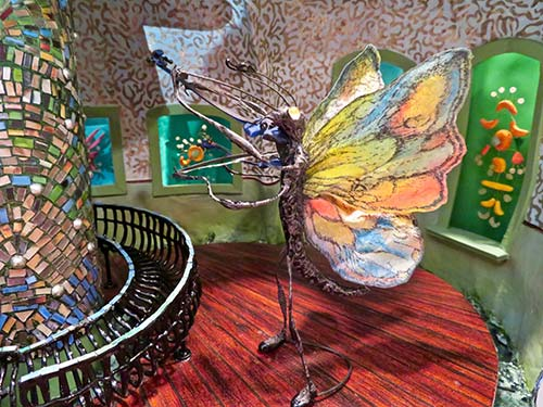 Butterfly Suite - detail (2), 2014