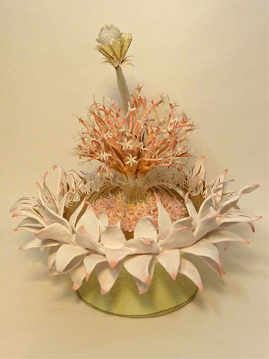 Fire Blossom top, 2000